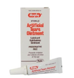 Rugby® Tears Ointment