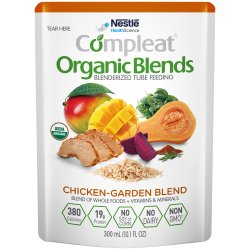 Compleat® Organic Blends Oral Supplement / Tube Feeding Formula