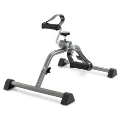 McKesson Knocked Down Pedal Exerciser, Silver Vein, 5.88 lbs.