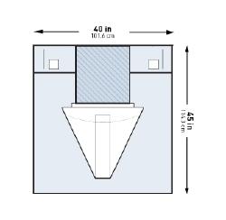 McKesson Brand 183-I80-14112-S