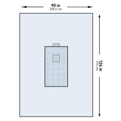 McKesson Brand 183-I80-09101G-S