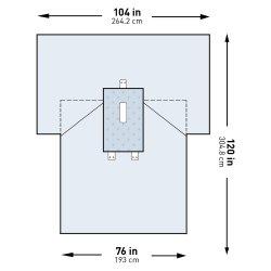 McKesson Brand 183-I80-05170G-S