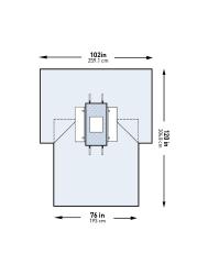 McKesson Brand 183-I80-05155G-S