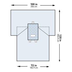 McKesson Brand 183-I80-05172G-S