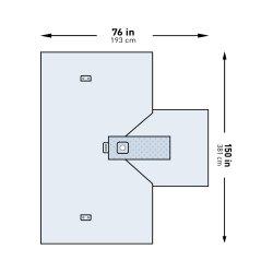 McKesson Brand 183-I80-09108G-S