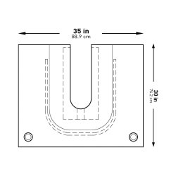 McKesson Brand 183-I80-09169-S