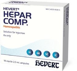 Hevert Pharmaceuticals 54532000284