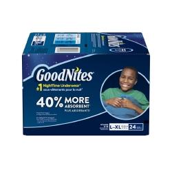 GoodNites® Nighttime Underwear for Boys
