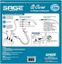 Sage Products 6462
