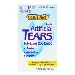 Geri-Care Eye Lubricant, 0.5 oz. Bottle