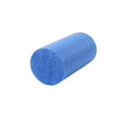 CanDo® Round Roller, Polyethylene Foam, 6 in. Dia. x 12 in. L, Blue