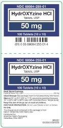 American Health Packaging 68084025501
