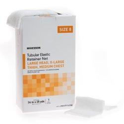 McKesson Tubular Bandage, Size 8, 25 Yard