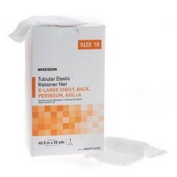 McKesson Tubular Bandage, Size 10, 25 Yard