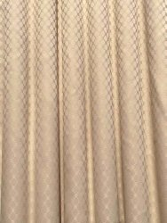 Cubicle Curtain Factory 124X108-C-BISCUIT
