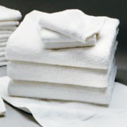 World Trading Company White Hand Towel, 16 x 27 Inch