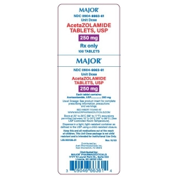 Major Pharmaceuticals 00904666361