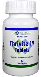 Method Pharmaceuticals 58657013601