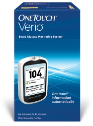 OneTouch® Verio® Blood Glucose Monitoring System