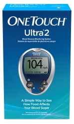LifeScan OneTouch® Ultra 2 Blood Glucose Meter