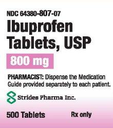 Strides Pharma 64380080707