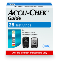 Accu-Chek® Guide Blood Glucose Test Strips