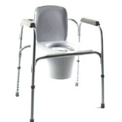 Invacare I·Class™ All-In-One Commode