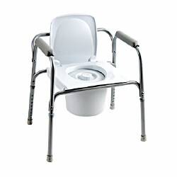 Invacare® Commode Chair
