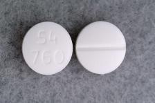 Roxane Laboratories 00054001820