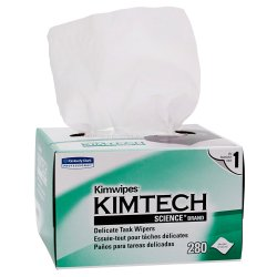 KC KIMTECH SCIENCE* Kimwipes* Delicate Task Wipe