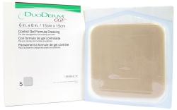 ConvaTec® DuoDERM® CGF® Hydrocolloid Dressing, 2½ x 2½ Inch