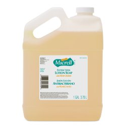 Micrell® Floral Scent Antibacterial Lotion Soap, 1 gal. Jug