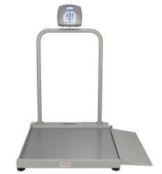 Health O Meter® Digital Wheelchair Scale