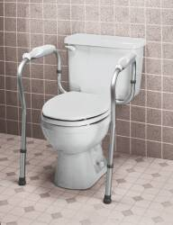 Carex® Toilet Safety Frame