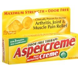 Aspercreme® Pain Relief