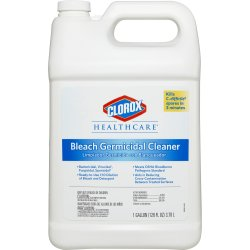 Clorox® Healthcare® Surface Disinfectant Cleaner