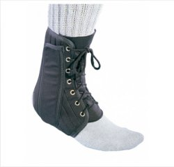 Procare® Lace-Up Ankle Brace Ankle Splint