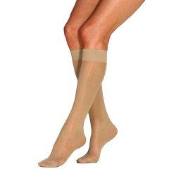 JOBST® UltraSheer Knee High Compression Stockings, Medium