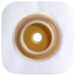 Sur-Fit Natura® Colostomy Barrier With Up to ½-¾ Inch Stoma Opening