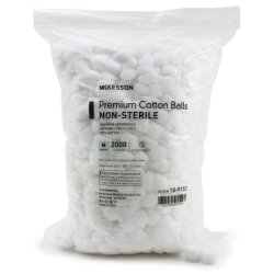 McKesson Cotton Balls, Medium
