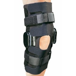 ProCare® Action™ Hinged Knee Immobilizer, Large