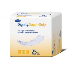 Dignity® For Light to Moderate Incontinence Liner, 4 x 12 Inch