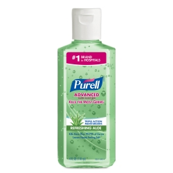 Purell® Hand Sanitizer with Aloe