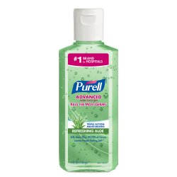 Purell® Hand Sanitizer with Aloe 4 oz. Bottle