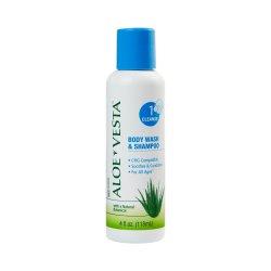 ConvaTec® Aloe Vesta® Shampoo and Body Wash