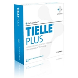TIELLE™ Plus Foam Dressing