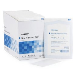 McKesson Non-Adherent Dressing