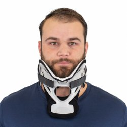 ProCare® XTEND 174 Rigid Cervical Collar, 3-Inch Height, 10–20 Inch Neck Circumference