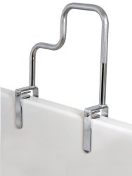 Carex® Tri-Grip Bathtub Rail