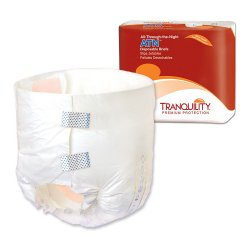 Tranquility® ATN Maximum Protection Incontinence Brief, Extra Small